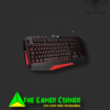SOG PRO WIRED KEYBOARD ANTIGHOSTING 4 PROGRAMMABLE red